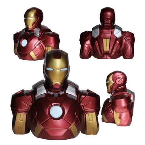 Salvadanaio Iron Man Marvel