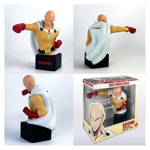 Salvadanaio Saitama One Punch Man