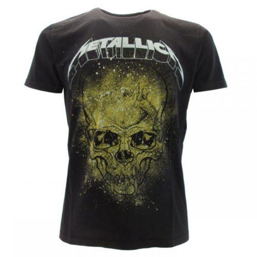 T-shirt Metallica Teschio grande