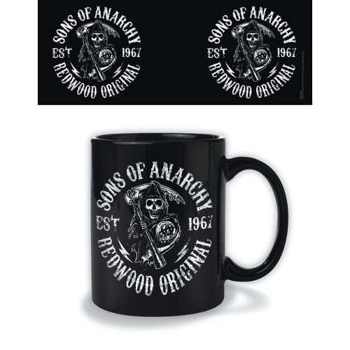 Tazza Sons of Anarchy