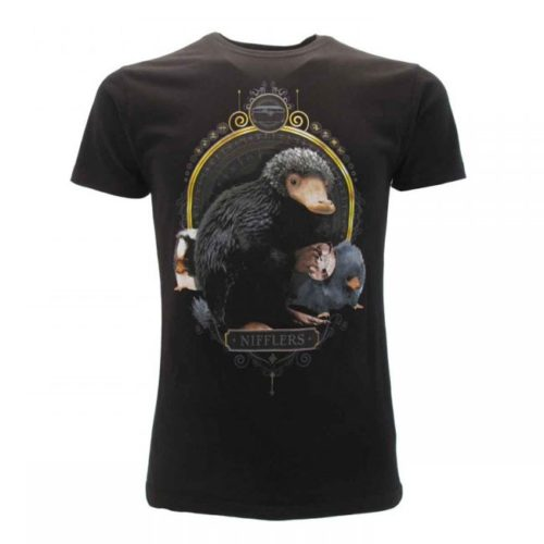 t-shirt Fantastic Beasts Nifflers