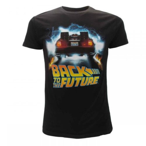 t-shirt back to the future
