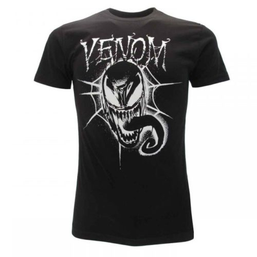 t-shirt venom marvel
