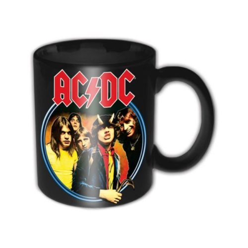 tazza AC DC