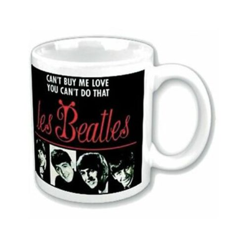 tazza The Beatles