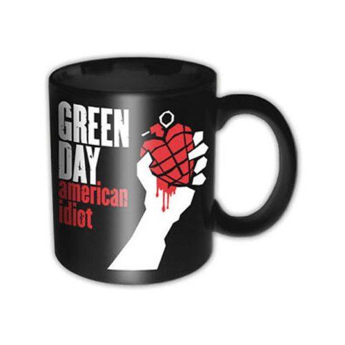 tazza green day