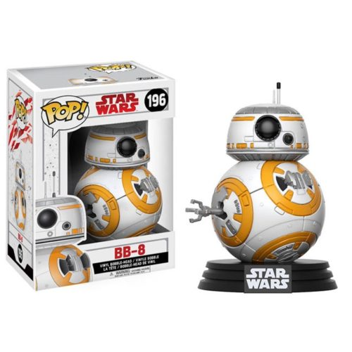 Funko Pop BB-8 Star Wars 196