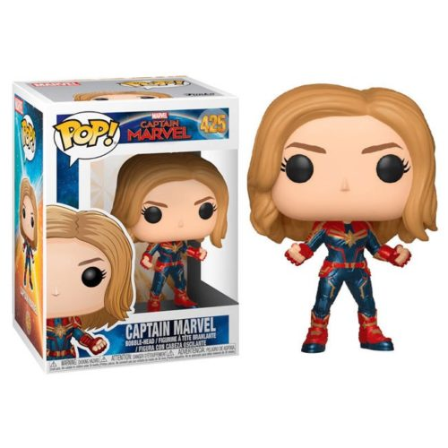 Funko Pop Capitain Marvel 425