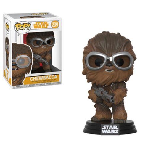 Funko Pop Chewbacca Star Wars 239