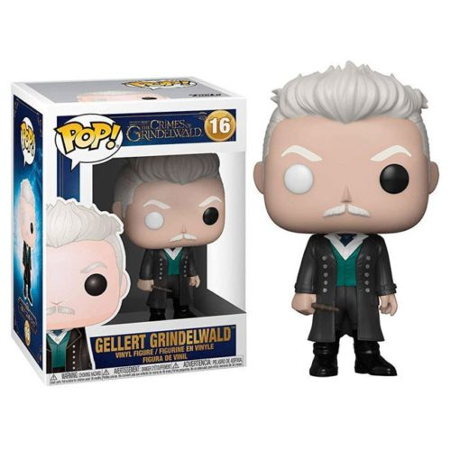 Funko Pop Gellert Grindelvald the Crimes of Grindelvald 16