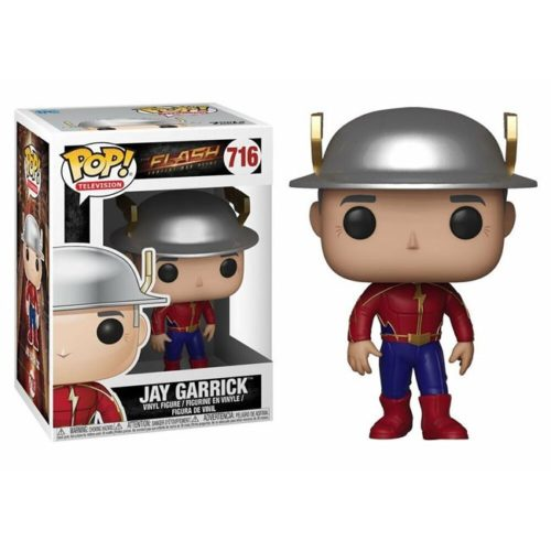 Funko Pop Jay Garrick the Flash 716