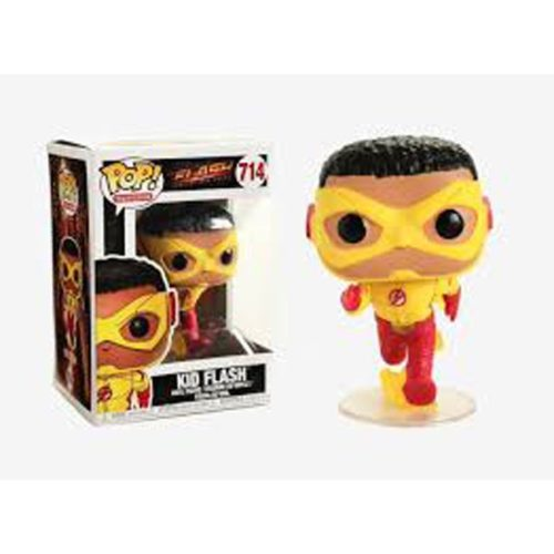 Funko Pop Kid Flash the Flash 714
