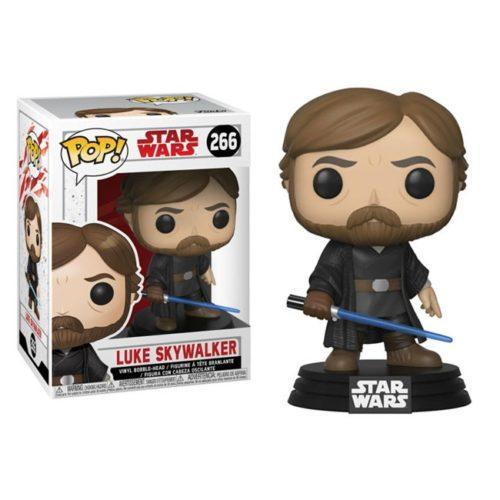 Funko Pop Luke Skywalker Star Wars 266