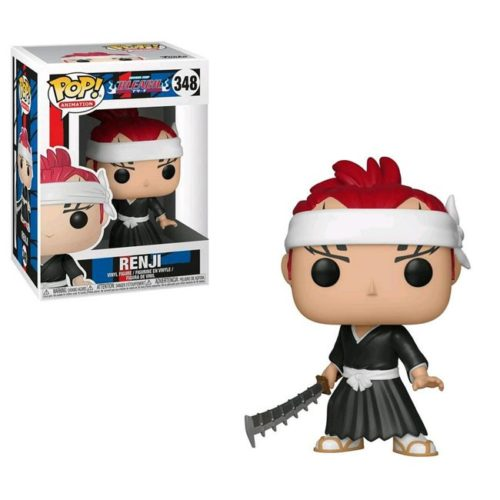 Funko Pop Renji Bleach 348
