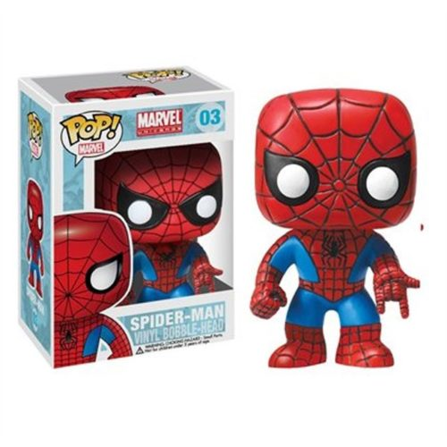 Funko Pop Spiderman Man Marvel 03
