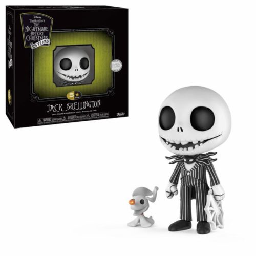 Funko five stars Jack Skellington Nightmare before Christmas Disney