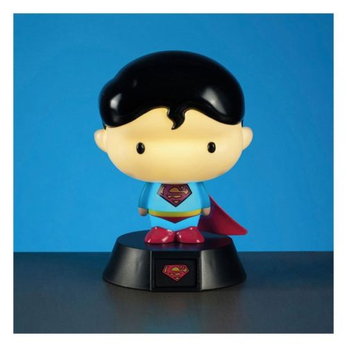 Lampada Superman Kawaii Dc Comics