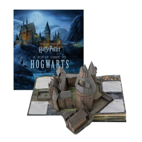 Libro 3D Popup Hogwarts Harry Potter