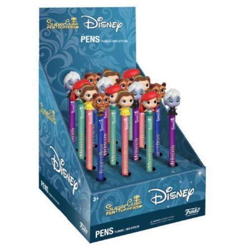 Penne Funko Pop Disney la sirenetta e la Bella e la Bestia