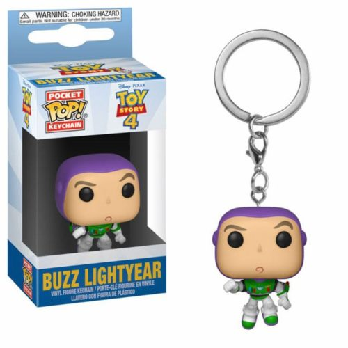funko pocket keychain Buzz Lightyear toy story 4 Disney Pixar