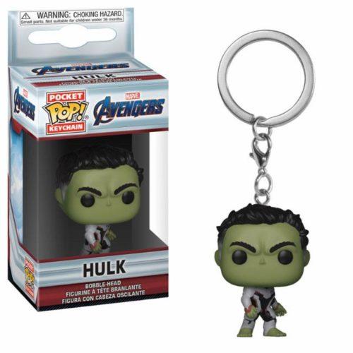 funko poket keychain Hulk Marvel