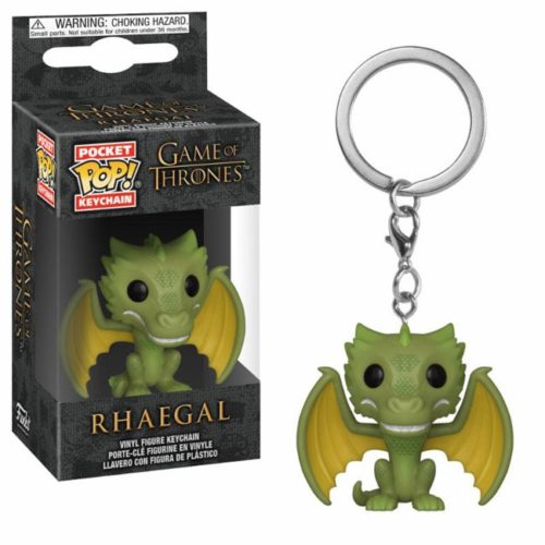 funko pocket keychain Rhaegal Game of Thrones