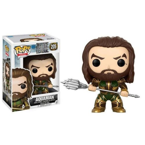 funko pop Aquaman Justice League DC Comics 205