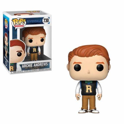 funko pop Archie Andrews Riverdale 730