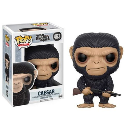 funko pop Caesar War Planet Apes 453