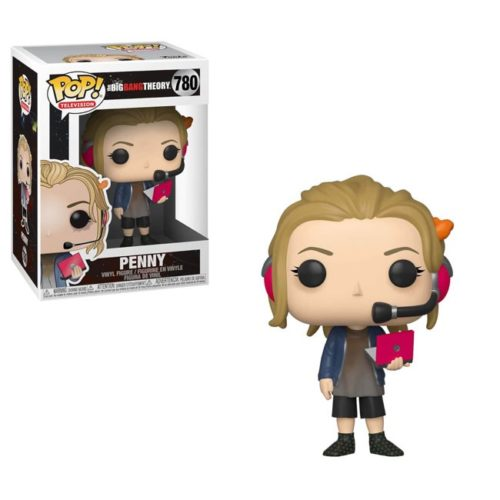funko pop Penny Big Bang Theory 780