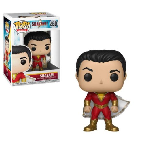funko pop Shazam Dc Comics 260