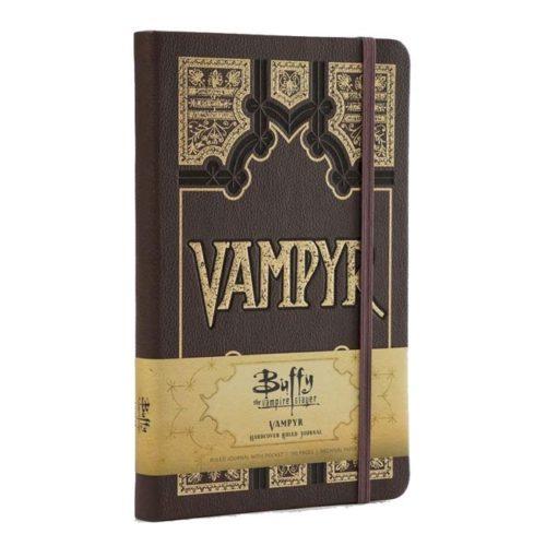 notebook Buffy the Vampire Slayer