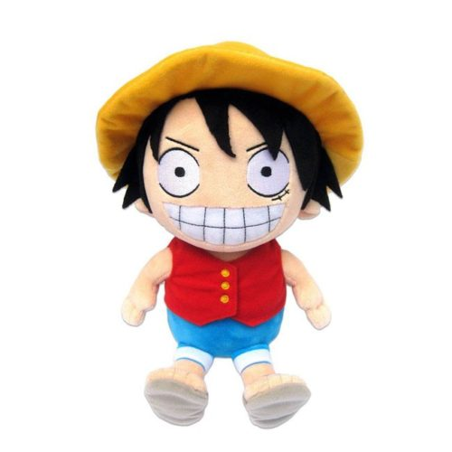 peluche Monkey D Rufy One Piece
