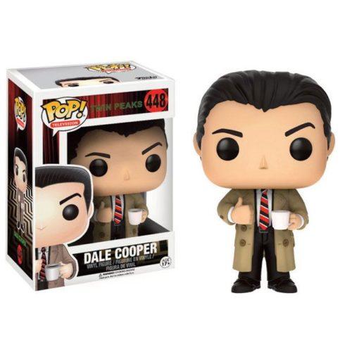 Funko Pop Dale Cooper Twin Peaks 448
