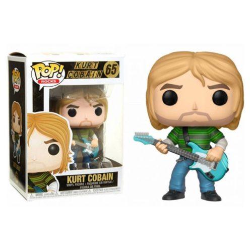 Funko Pop Kurt Cobain 65