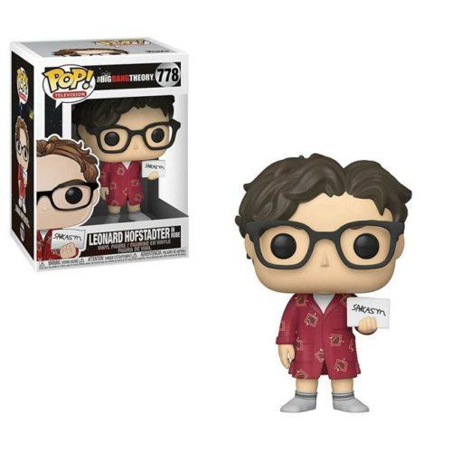 Funko Pop Leonard Hofstadter Big bang Theory 778