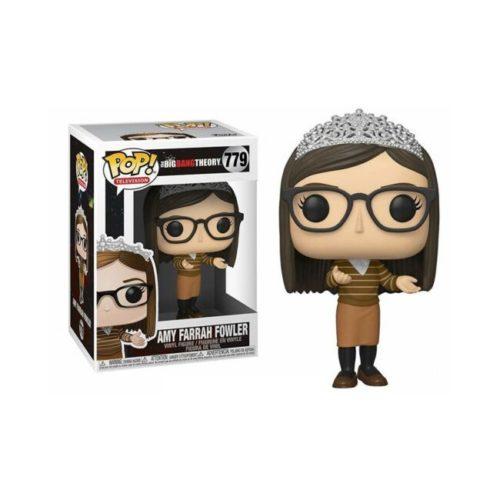 Funko Pop Amy Farrah Fowler Big Bang Theory 779