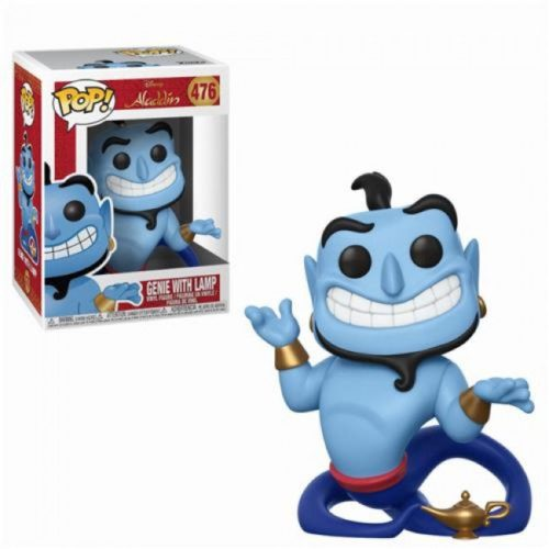 Funko Pop Genie with lamp Disney Aladdin 476