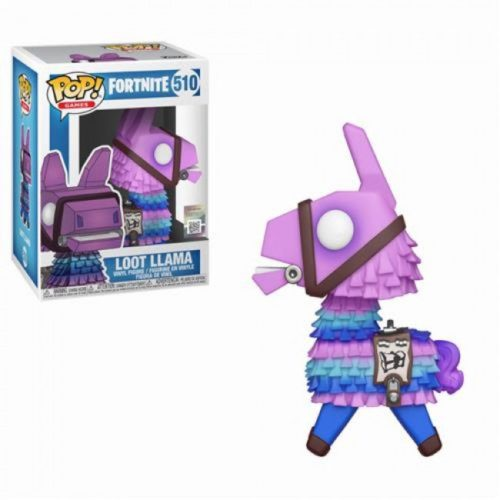 Funko Pop Loot Llama Fortnite 510