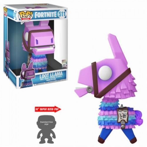 Funko Pop Loot Llama Fortnite 511 Super Sized