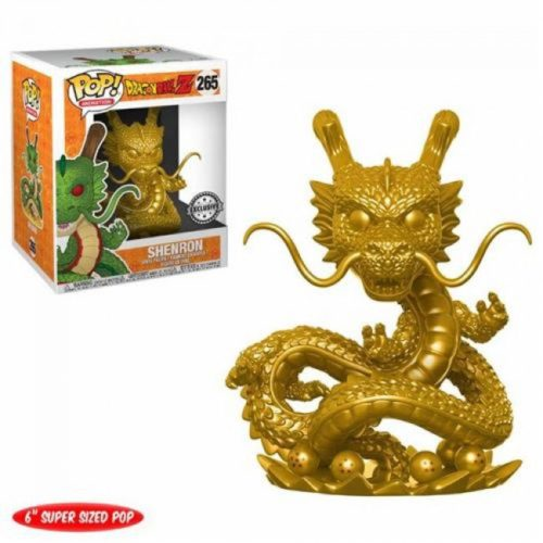 Funko Pop Shenron Gold Exclusive Dragonball Z 265