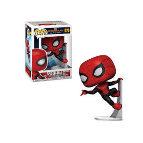 Funko Pop Spiderman Upgrade Suit Far From Home 470