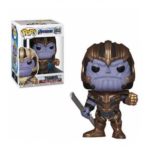 Funko Pop Thanos Avengers Endgame 453