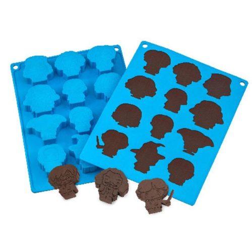 Stampini per cioccolatini con personaggi a tema Harry Potter