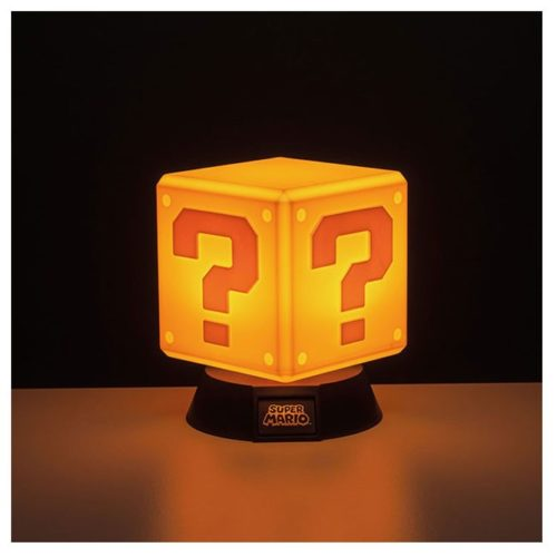 lampada question block super mario