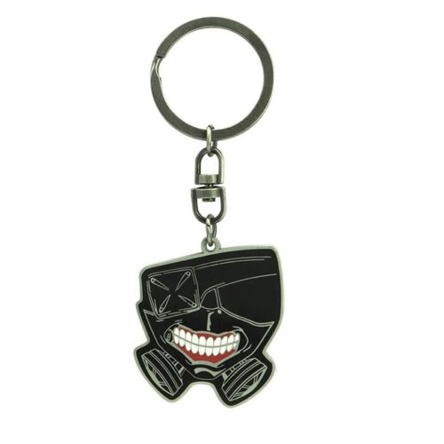 portachiavi maschera Tokyo Ghoul