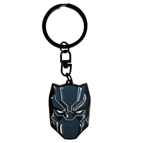 portachiavi Black panter mask marvel