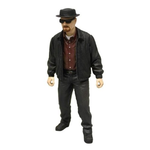 Action Figure Heisenberg Breaking Bad