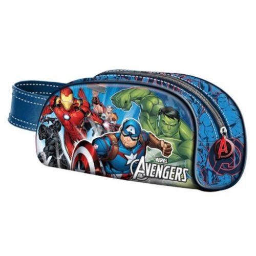 Astuccio grande Avengers stampa rilievo lucida