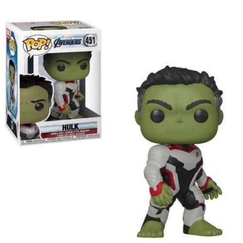 Fuko Pop Hulk Marvel Avengers 451